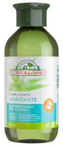 Corpore Champu Hidratante Aloe Vera y Goji 300ml Bio