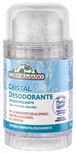 Corpore Desodorante Minerales Cristalizados 80g
