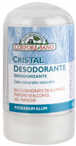 Corpore Desodorante Potassium Alum 60g