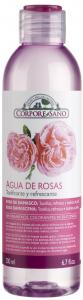 Corpore Tonico Agua Rosas 200ml