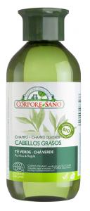 Corpore Champu Cabellos Grasos Cosmos Organic 300ml