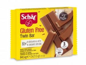 Dr. Schar Twin Bar 64,5g