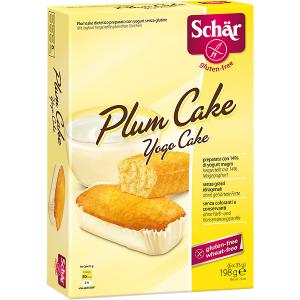 Dr. Schar Plum Cake Yogo Cake 198g