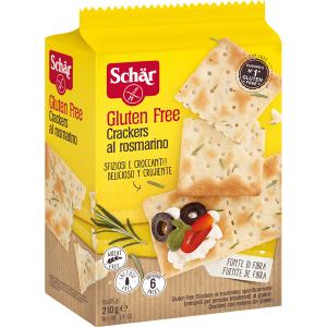 Dr. Schar Crackers Al Rosmarino 210g