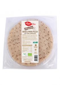 Granero Bases De Pizza Con Trigo Sarraceno Sin Gluten Bio