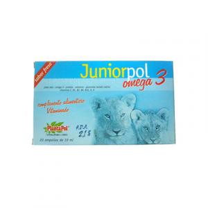 Planta Pol Junior Pol 10ml 20 Amp