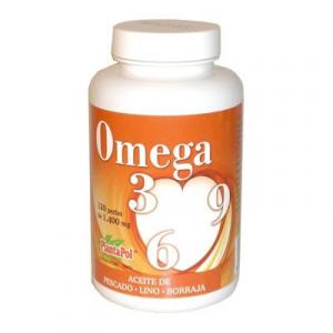 Planta Pol Omega 3-6-9 1400 Mg 120 Perlas