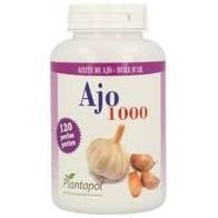 Planta Pol Ajo 1000 Aceite De Ajo120 Perlas 1,400 Mg