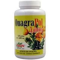 Planta Pol Onagrapol 1000 Aceite De Onagra120 Perlas 1,460 Mg