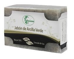 Botanicum Jabon Arcilla Verde 100g
