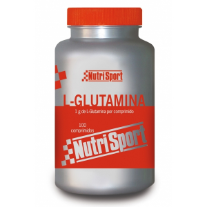 Nutrisport L-Glutamina 1500 Mg 150 Comp