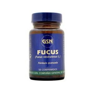 Gsn Fucus 800 Mg 50 Comp