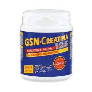 Gsn Creatina Limon 125 500g