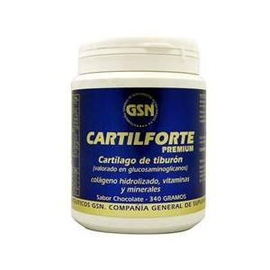 Gsn Cartilforte Premium Cholcolate 340g