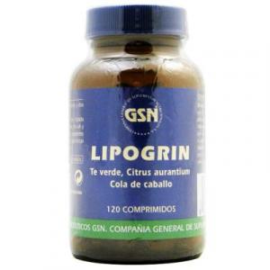 Gsn Lipogrin 120 Comp