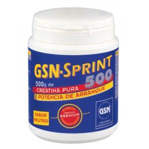 Gsn Sprint Creatina Pura 500g