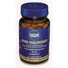 Gsn Acido Hialuronico 60 Comp