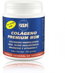 Gsn Colageno Premium Msm 254g