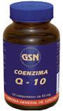 Gsn Coenzima Q10 60 Comprimidos