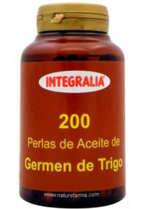 Integralia Germen De Trigo 200 Perlas