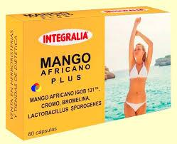 Integralia Mango Africano Plus 60 Caps