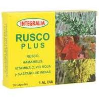 Integralia Rusco Plus 30 Capsulas