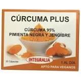 Integralia Curcuma Plus 30 Capsulas