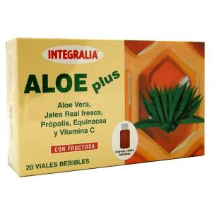 Integralia Aloe Vera Forte Bebible 20 Viales