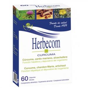 Bioserum Herbecom Curcuma 60 Caps