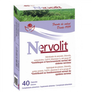 Bioserum Nervolit 40 Caps