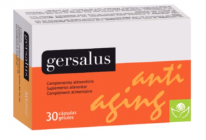 Bioserum Gersalus Antiaging 30 Caps