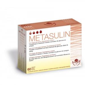 Bioserum Metasulin 60 Caps