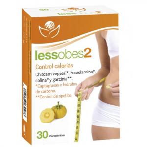 Bioserum Lessobes 2 Control Calorias 30 Comp