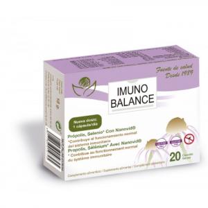 Bioserum Imunobalance 20 Cap Nuevo