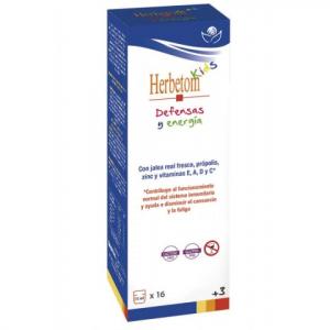 Bioserum Herbetom Kids Def y Energia 250ml