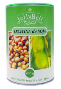 Jellybell Lecitina De Soja Ip 400g
