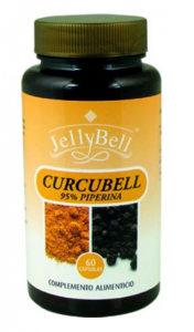 Jellybell Curcubell 60 Cap
