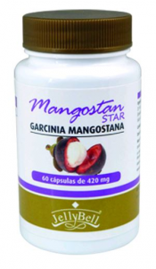Jellybell Mangostan Star 60 Cap 420 Mg