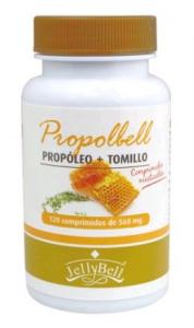 Jellybell Propolbell 120 Comp De 580 Mg