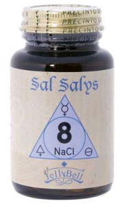 Jellybell Sal Salys 8 Nacl 90 Comp