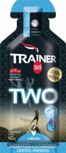 Novadiet Caja 18 Ud Trainer Two Gel 20g
