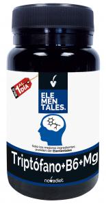 Novadiet Triptofano Vit B6 Mg 30 Vcaps
