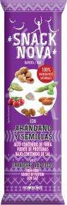 Novadiet Snack Nova Arandano y Semillas 35g