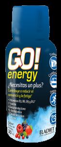 Eladiet Expositor Go Energy 30ml X 12