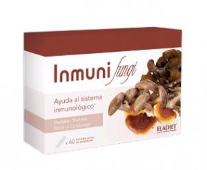 Eladiet Inmuni Fungi 60 Capsulas