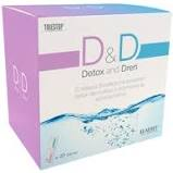 Eladiet D y D Triestop Detox and Dren 20 Sobres