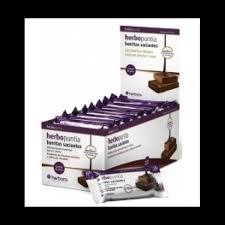 Herbora Caja Barrita Saciante Yogurt Herbopuntia