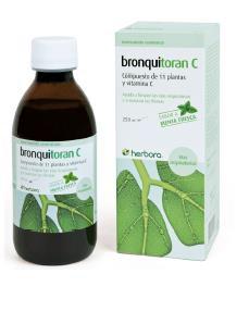 Herbora Bronquitoran C 250ml