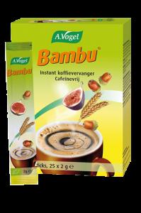 Bioforce Bambu Soluble 25 Sobres X 2g