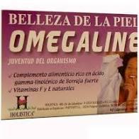Holistica Omegaline Borraja Fuerte 40 Caps